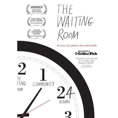 The Waiting Room [DVD] [English] [2012]