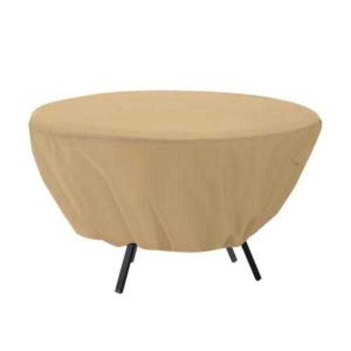 Terrazzo Round Patio Table Cover-DISCONTINUED