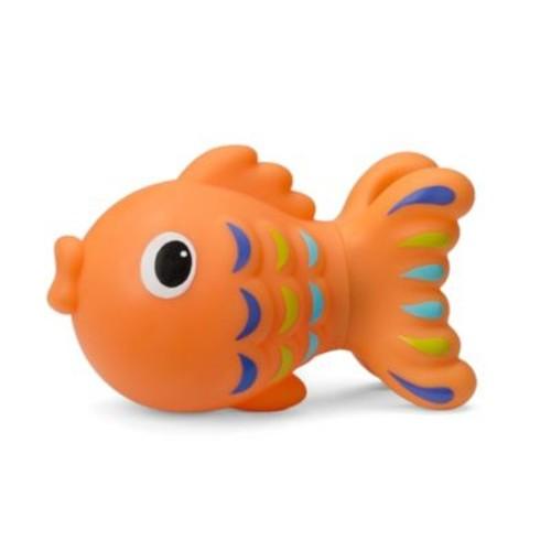 Infantino Jumbo Sea Squirt Fish Bath Toy
