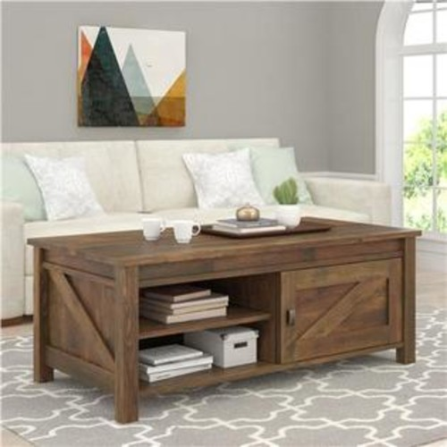 Altra Furniture 5741215COM Farmington Coffee Table, Century Barn Pine