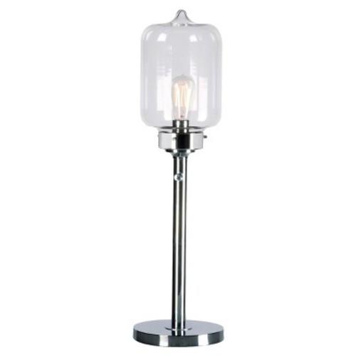 Kenroy Casey Table Lamp - Chrome