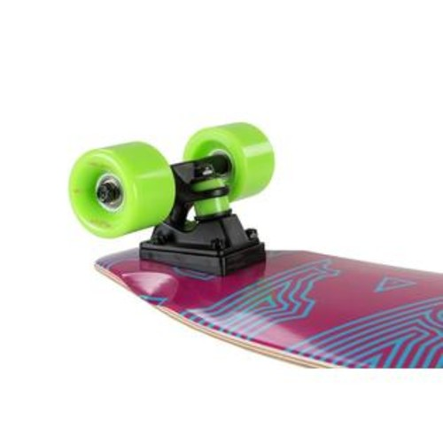 Flybar Inc. 27.5 inch Cruiser Skateboard - Text