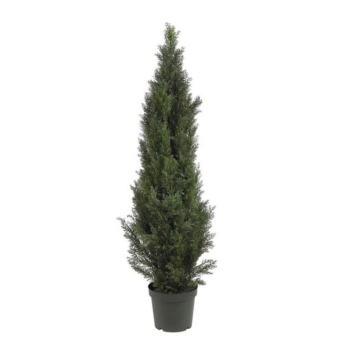nearly natural 5-ft. Cedar Pine Tree - Indoor & Outdoor