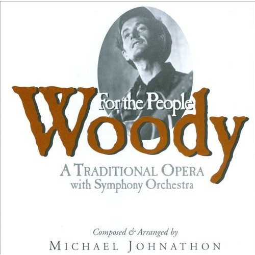 Woody: For the People [CD]
