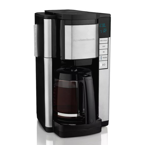 Hamilton Beach Easy Access 12-Cup Programmable Coffee Maker