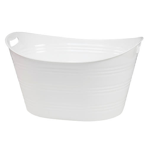 Babies R Us Storage Tub - White
