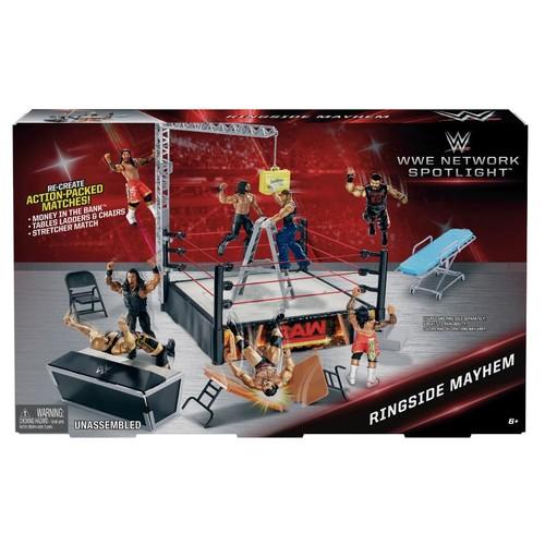 WWE Ringside Mayhem Playset