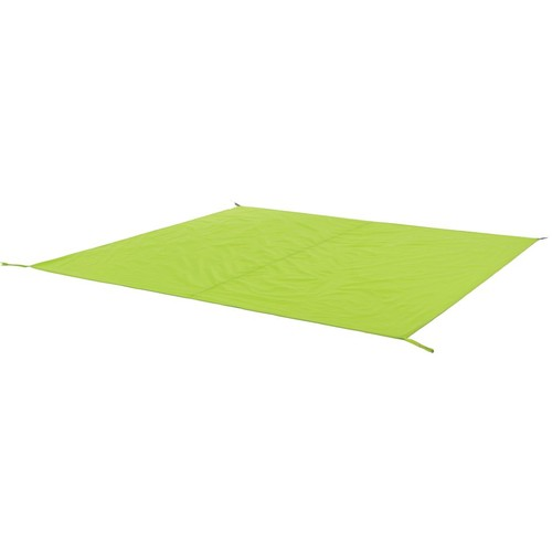 Big Agnes Rabbit Ears 6 Footprint TFFRE617, Color: Green, Packed Size: 9 x 6 x 2 in / 23 x 15 x 5 cm, w/ Free S&H