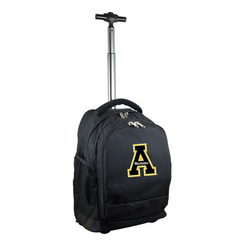 Appalachian State Mountaineers Premium Wheeled Backpack