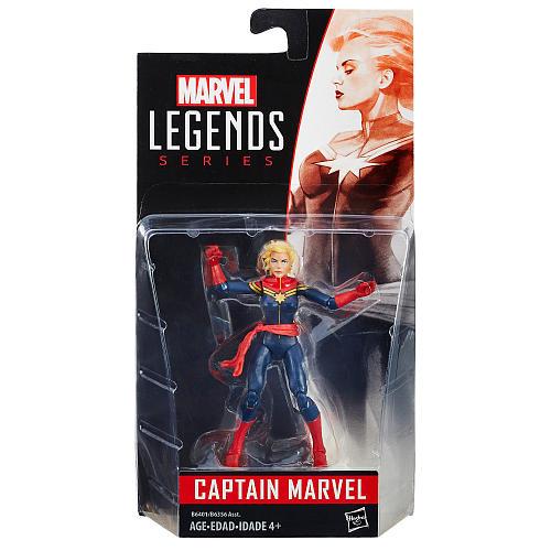 Marvel Legends Series 3.75 inch Figure - Captain Marvel