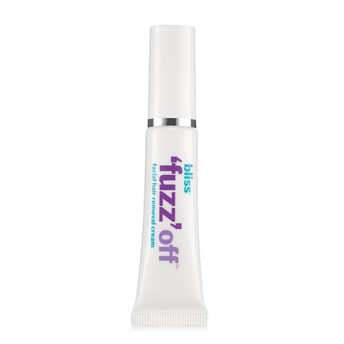 bliss Fuzz Off Facial Hair Removal Cream