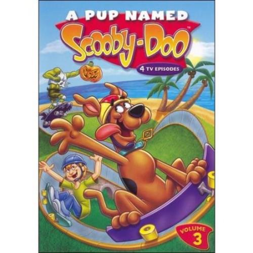 A Pup Named Scooby-Doo: 4 TV Episodes, Vol. 3