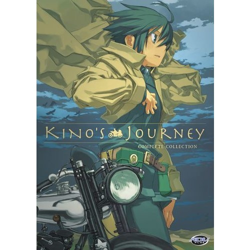 Kino's Journey: The Complete Collection [3 Discs] [DVD]