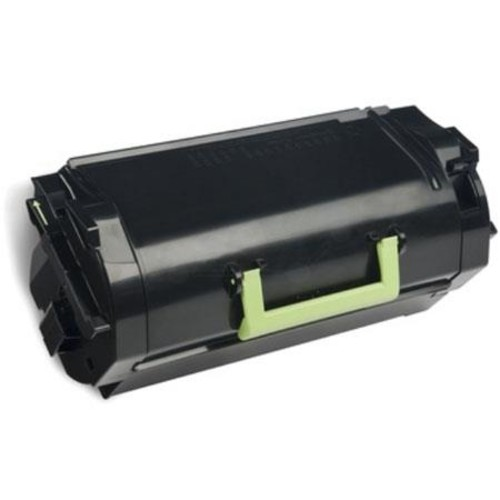 Lexmark Unison 520XA Black 45000 Page Yield Toner Cartridge for Printers 52D0XA0