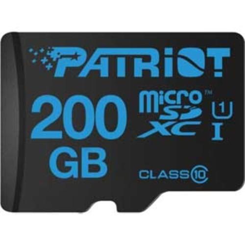 Patriot Instamobile 200GB Micro SDXC Read:90MB/s Write:40MB/s