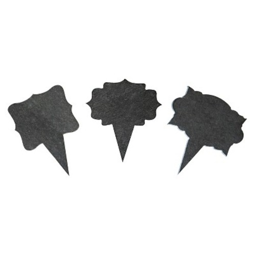 Slate Cheese Markers, Set of 3