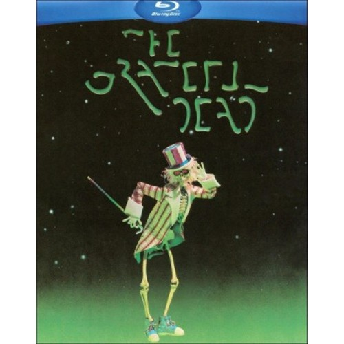The Grateful Dead Movie [2 Discs] [Blu-ray/DVD]