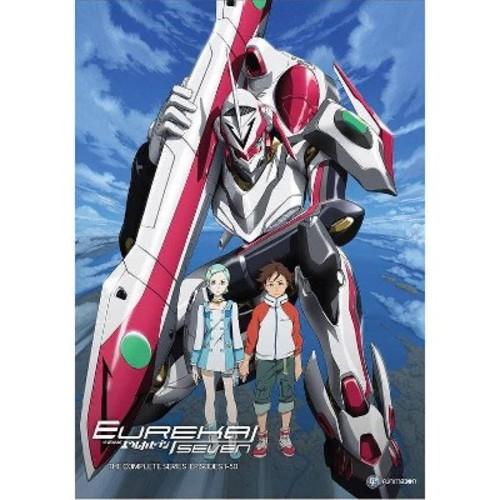 Eureka seven:Complete series (DVD)