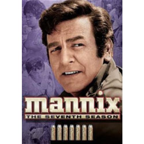 Mannix: The Seventh Season [6 Discs]