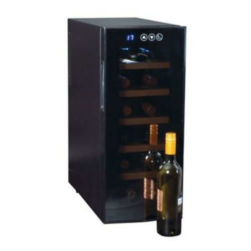 Koolatron 12-Bottle Deluxe Wine Cellar