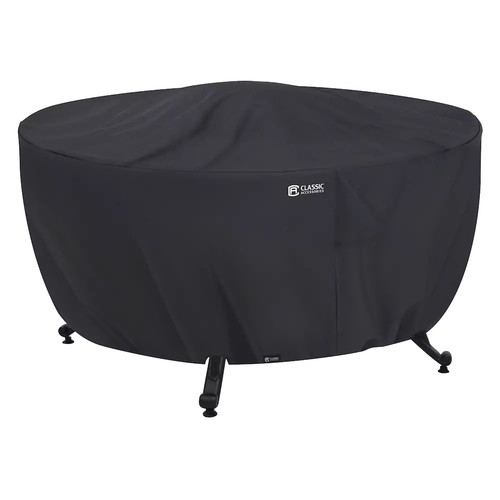 Classic Accessories 42 in. Round Fire Pit Table Cover