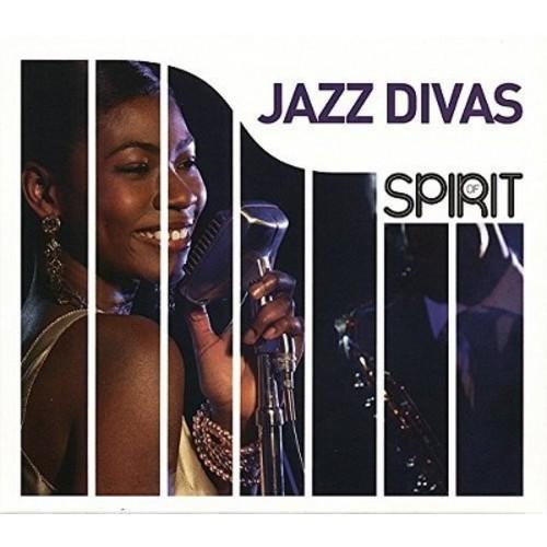 Spirit of Jazz Divas [CD]