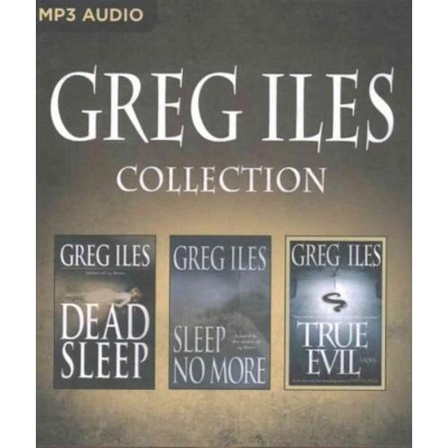 Dead Sleep / Sleep No More / True Evil (MP3-CD) (Greg Iles)