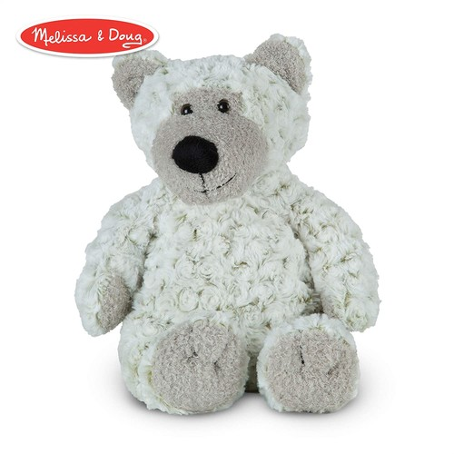 Melissa & Doug Greyson Bear Stuffed Animal