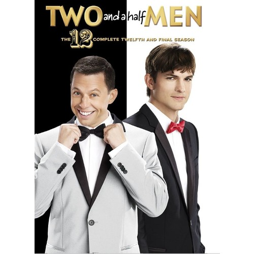 Two and a Half Men: The Complete Twelfth & Final Season [DVD]