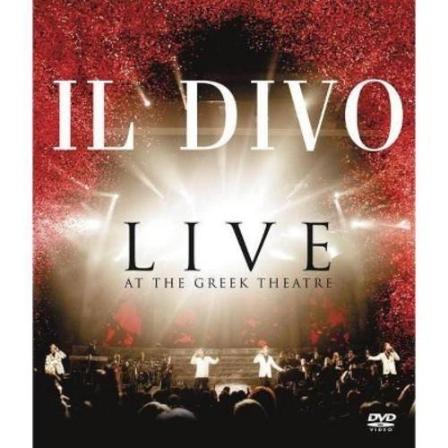 Il Divo: Live at the Greek [Super Jewel Plus]