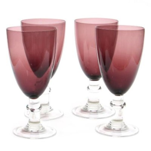 Certified International 4-pc. All-Purpose Goblet Set