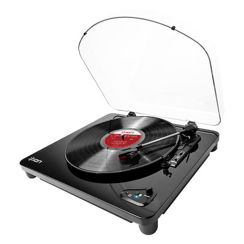 ION Audio - Air LP Turntable - Black