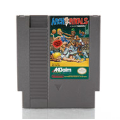 Arch Rivals: A Basketball Brawl [Pre-Owned]