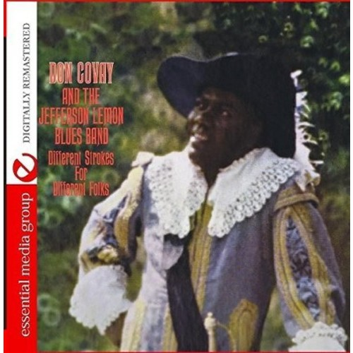 Don Covay - Different Strokes for Different Folks (CD)