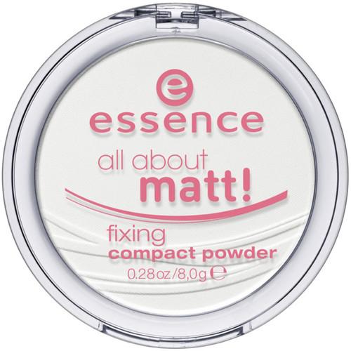 All About Matt! Fixing Compact Powder