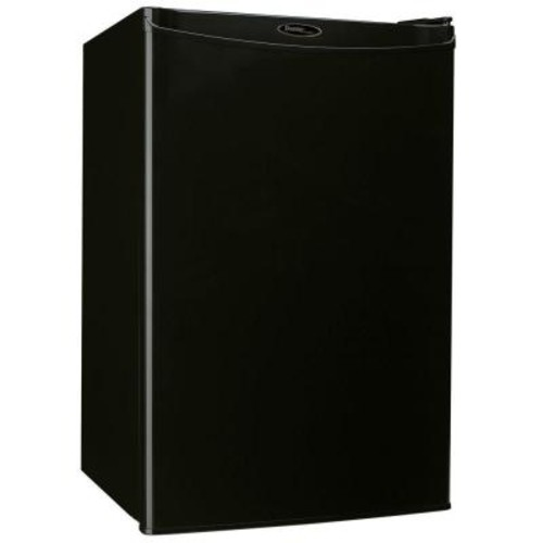 Danby 4.4 cu. ft. Mini Refrigerator in Black