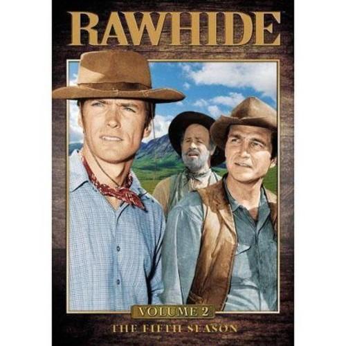 Rawhide: The Fifth Season, Vol. 2 [4 Discs]