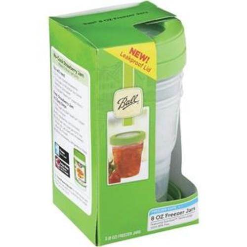 Jarden Home Brands 1440082100 Ball Plastic Freezer Jar.