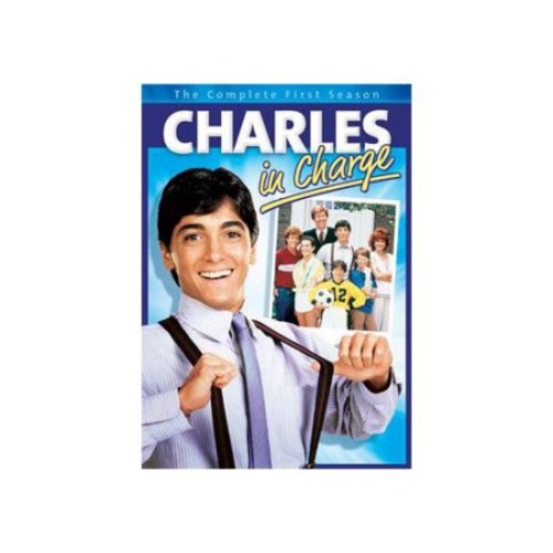 Charles in Charge: The Complete First Season [3 Discs] [DVD]
