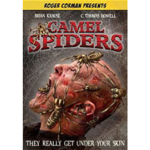 Camel Spiders (dvd_video)