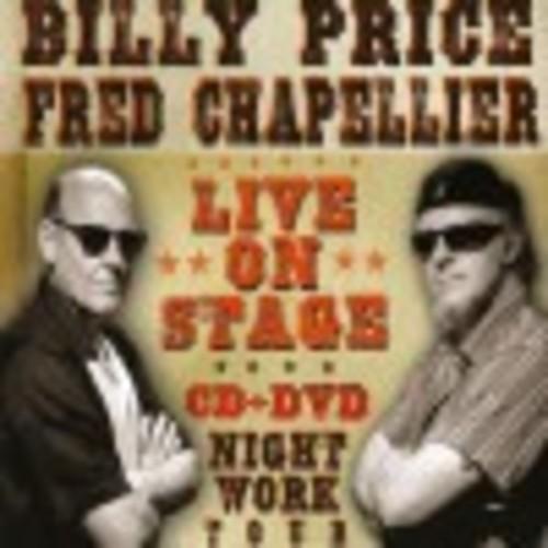 Live On Stage (France) - CD