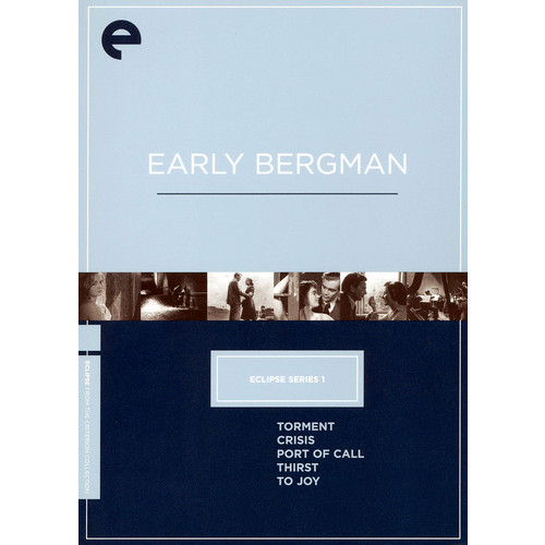 Early Bergman Box Set [5 Discs] [Criterion Collection] [DVD]
