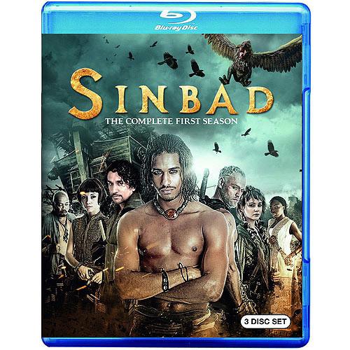 Sinbad: The Complete First Season [3 Discs] [Blu-ray]
