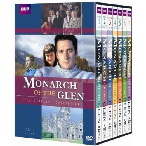 Monarch Of The Glen: The Complete Collection (Widescreen)