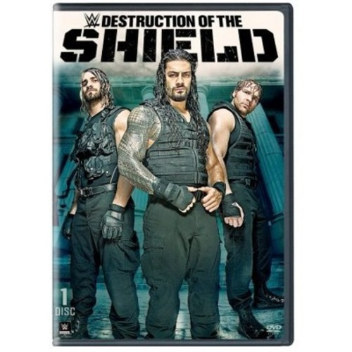 Wwe:Destruction Of The Shield (DVD)