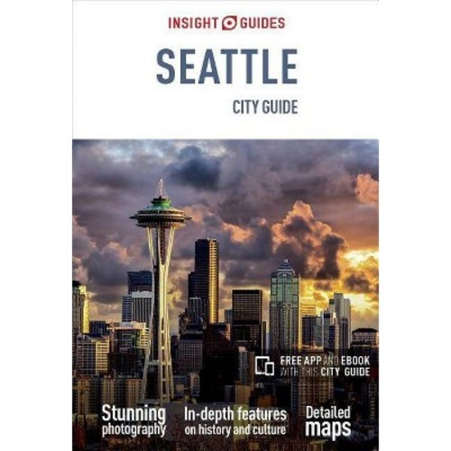 Insight City Guide Seattle (Paperback)