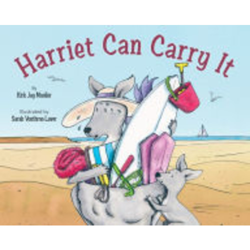 Harriet Can Carry It