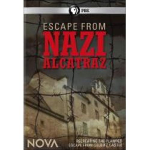 NOVA: Escape from Nazi Alcatraz [DVD] [2014]