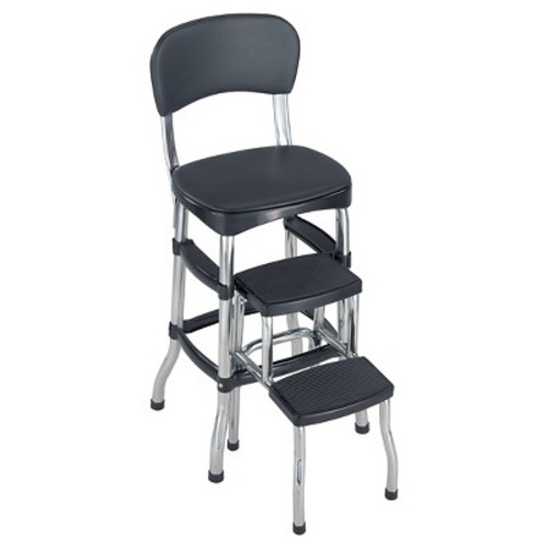 COSCO Step Stool - Black