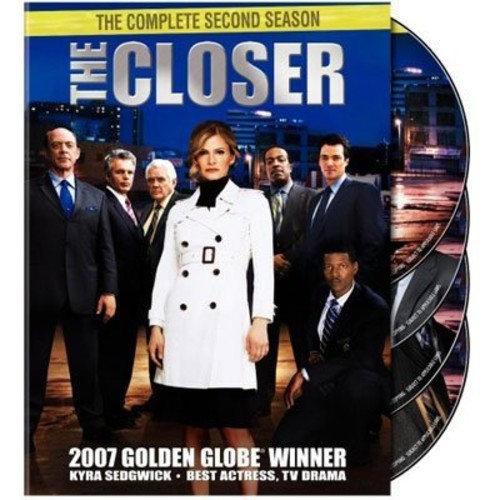 The Closer: Season 2: Kyra Sedgwick: Movies & TV